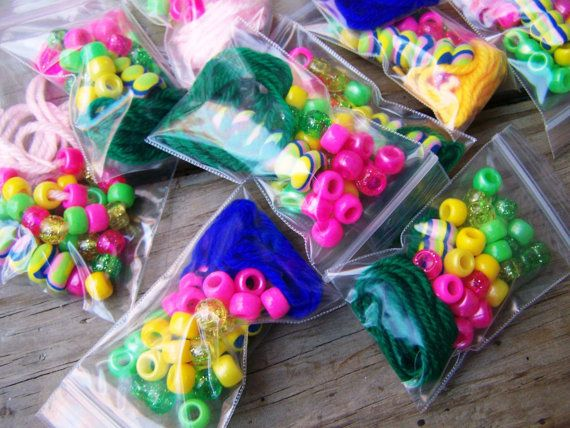 Summer Craft for Kids Birthday Party Ideas