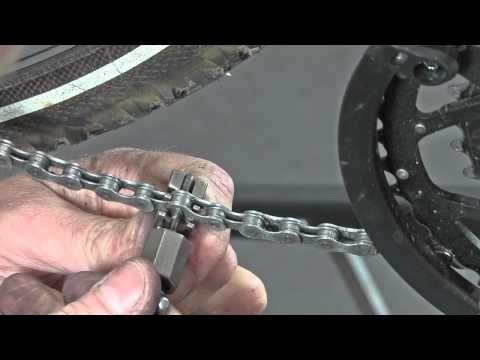 ▶ Fietsreparatie: hoe repareer ik mijn keting? - YouTube