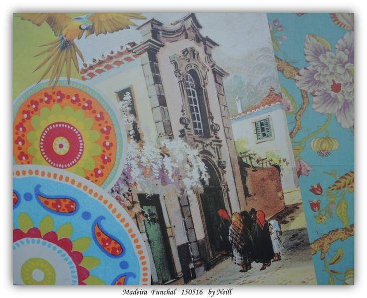 Madeira, graffiti, kleuren, muurschildering. Madeira, graffiti, colors, mural. Madeira, graffiti, colores, mural.
