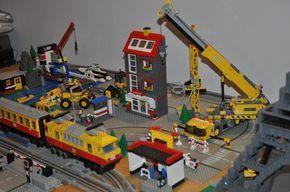lego images | Plastico Lego – Zona in costruzione