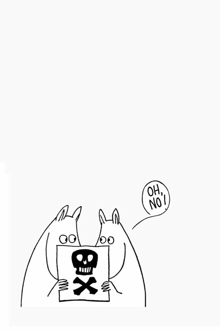 Moomin by Tove Marika Jansson