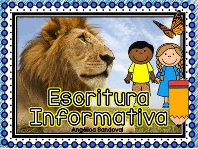 Informative/Expository+Writing+in+Spanish+from+Angelica+Sandoval+on+TeachersNotebook.com+-++(83+pages)++-+Contenido  Tarjetas+para+enseñar+información+ Hojas+para+el+estudiante Como+escribir+una+introducción Hojas+para+escribir+la+introducción+ Práctica+para+escribir+detalles Hojas+con+temas Hoja+para+editar+con+los+compañeros Hojas+para+planear+con+otros+mae