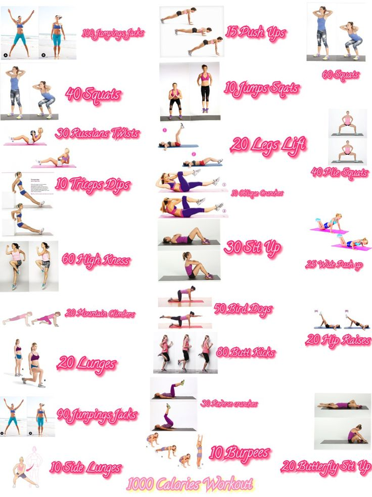 The 25+ best 1000 calorie workout ideas on Pinterest ...