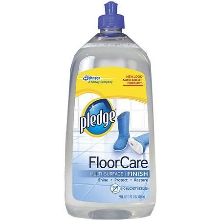 Pledge Floor Care, 27 fl oz (used to be Future)