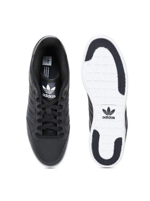 Buy Adidas Originals Men Black Varial Low Skateboarding Shoes - - Footwear  for Men from Adidas