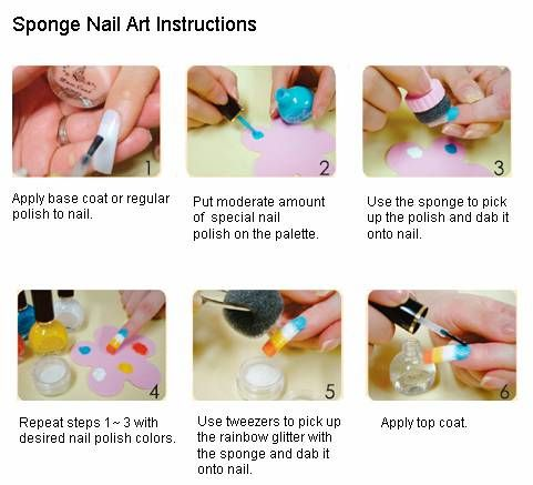 Best 25 Sponge Nail Art Ideas On Pinterest Ombre Diy Nails No And Without