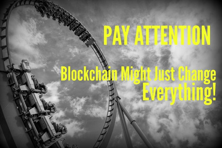 To those of us with limited understanding of the ideas behind blockchains  and digital transactions in general, those words may seem far removed from  our own experience, but this technology is beginning to infiltrate all  sorts of transactions and record-keeping efforts.