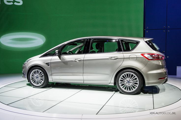Ford S Max 1682