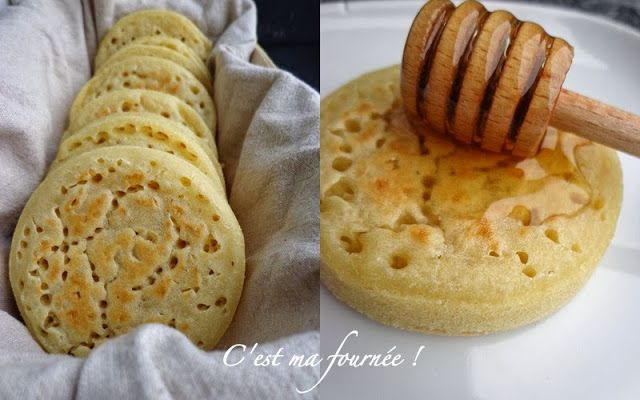 The crumpets
