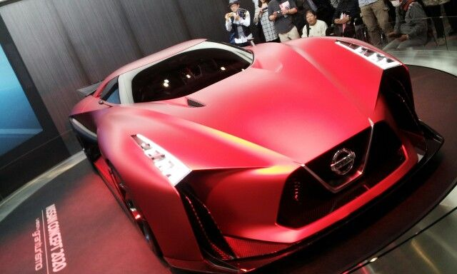 Tokyo Motor Show 2015 Nissan granturismo (GTR) Concept 2020 #TMS2015 #Nissan #Concept2020 #granturismo