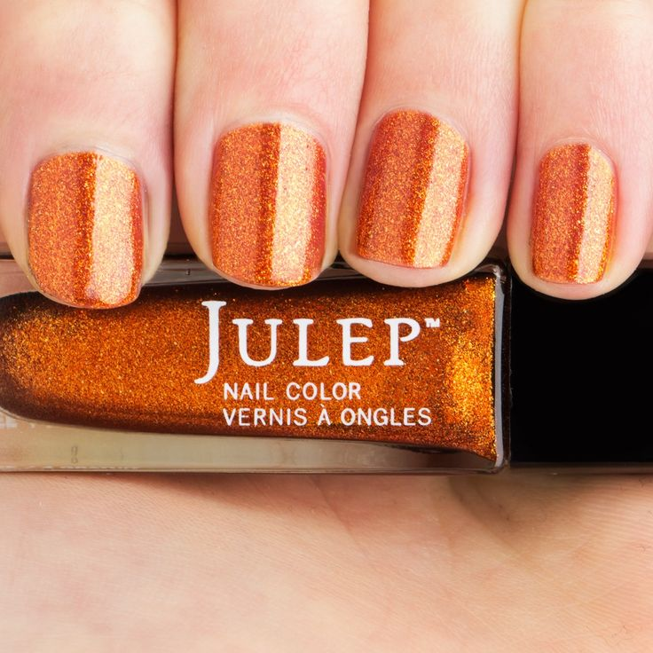 24 best Orange You Glad images on Pinterest | Manicure, Ongles and ...