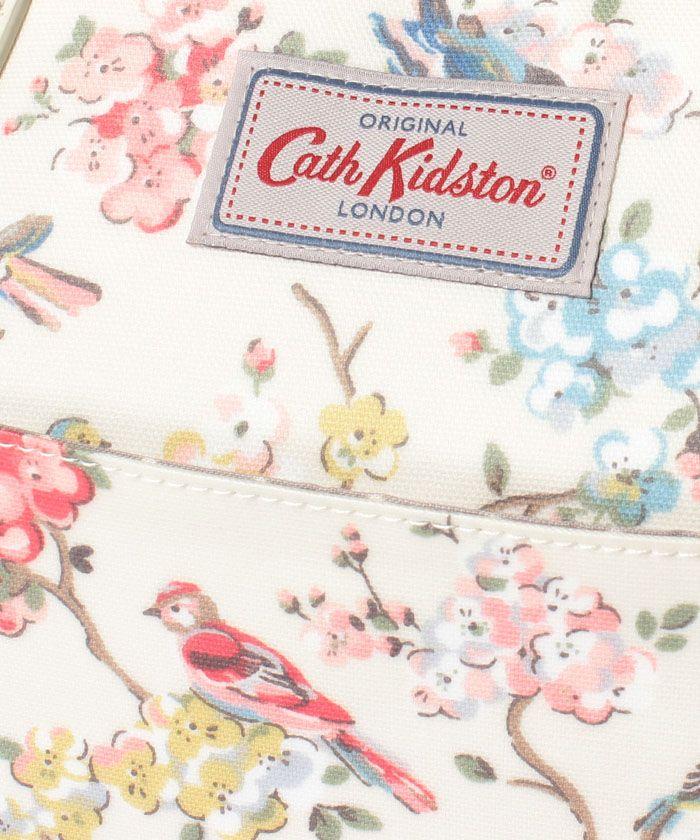【Outlet】ラージ トリム トート ブロッサムバード|Cath Kidston Official Online Shop(キャスキッドソン公式通販サイト)