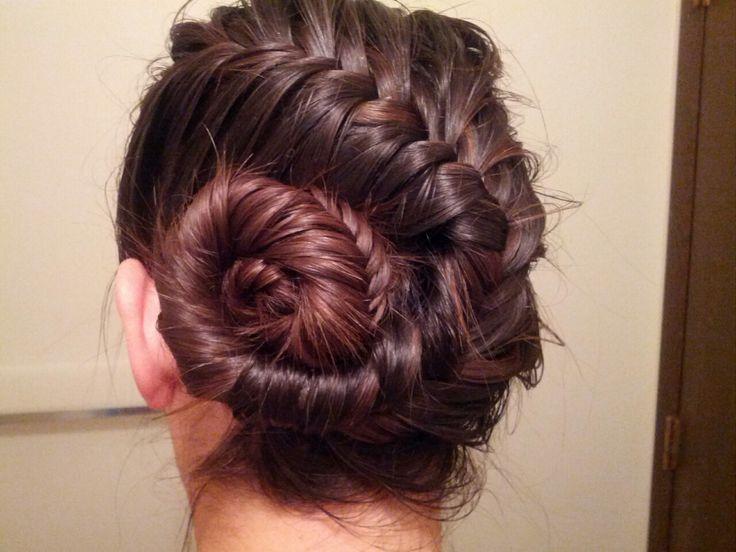 Mermaid Hairstyles hairstyle mermaid hair mermaid hairstyle Find This Pin And More On Mermaid Hair By Linneamermaid