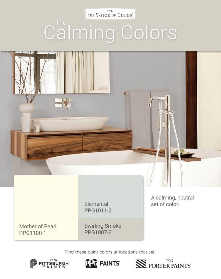 18 best calming colors paint color palette images on pinterest