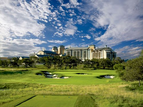 The JW Marriott San Antonio Hill Country Resort & Spa is probably the best resort in the Lone Star State!