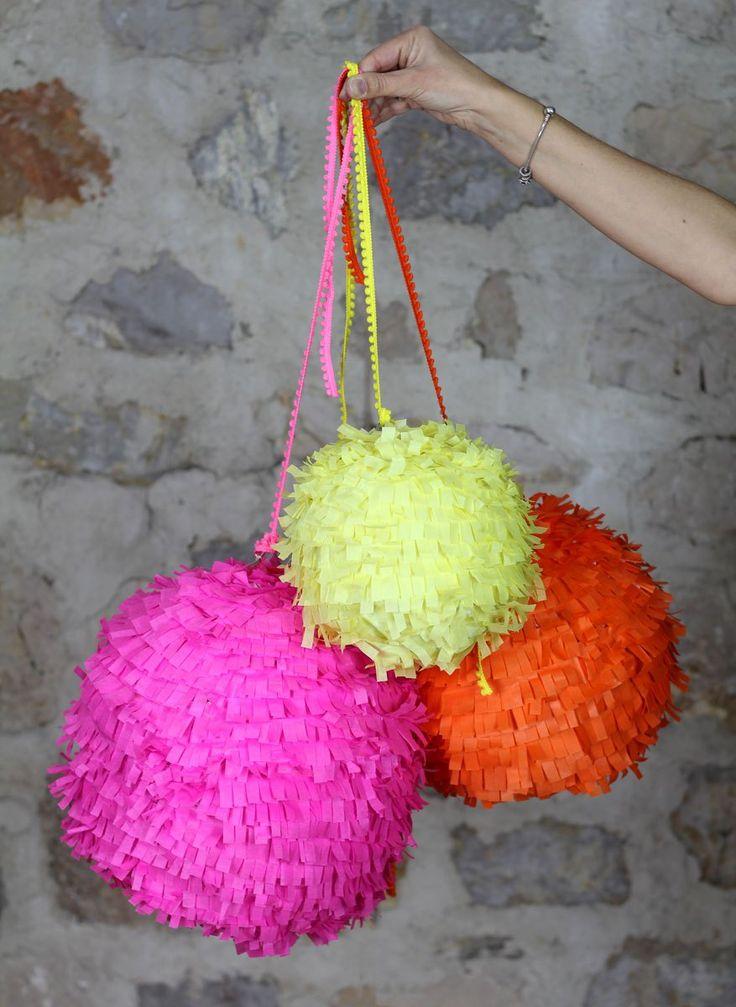 [DIY Fêtes] Piñata facile pour les nulles – MamanDIY