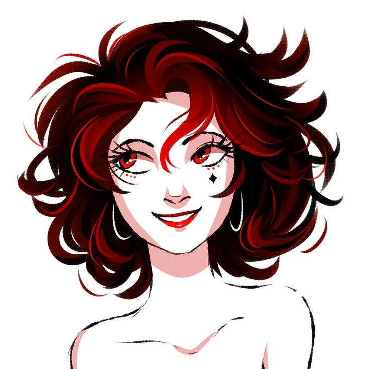 Anime Characters With Red Hair : Best images about redheads on pinterest