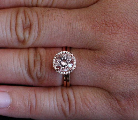 123 best UniqueEclectic Engagement Rings images on Pinterest