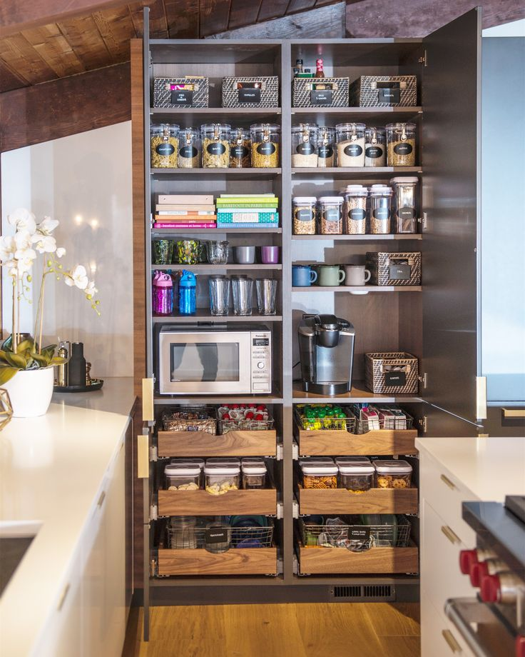 10 Inspiring Pantry Designs: 63 Best NEAT Bathrooms Images On Pinterest
