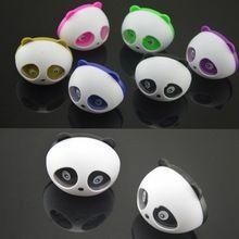 Universal 2 pcs car-estilo Panda Perfumes 5 ml Ambientador Sólida Carro Ar Condicionado Ventilação Aromatizantes no parfums carro(China (Mainland))