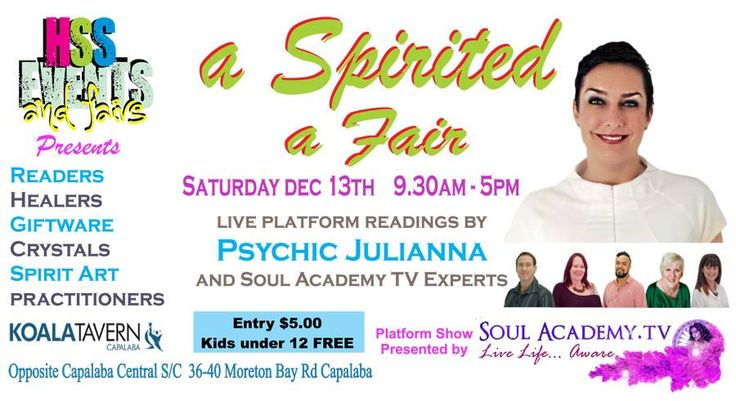 We'll be here on Saturday for our last event of the year and it looks like it's going off with a bang. Live stage shows, readers and store holders come on down and enjoy the day.. #tarot #oracle #psychic #sales #events #fairs #Brisbane