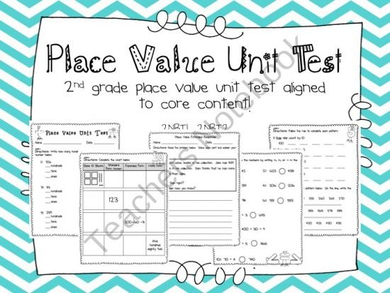 Place Value Worksheets : place value worksheets test Place Value ...