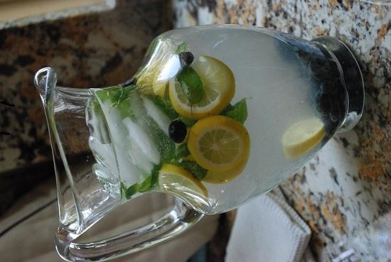 Blueberry Mint Lemonade - 0 Points +