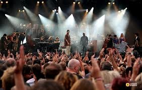 The Kyteman Orchestra Brabant Open Air 2012