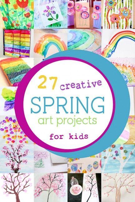 432 best spring kids images on pinterest - Spring Images For Kids