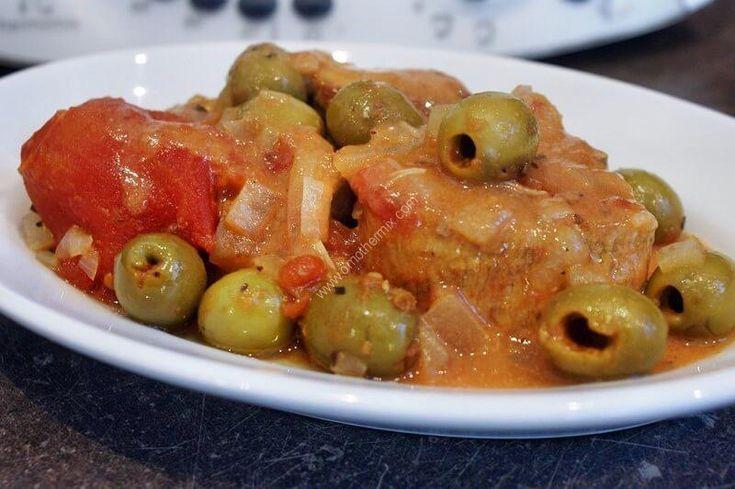 ▷ Veau aux olives au thermomix facile et rapide