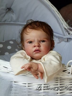 Reva Schick Dolls | sabrina reborn doll kit by reva schick brand new kit by reva schick ...
