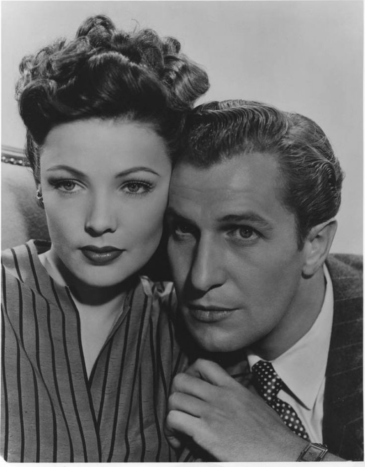 """""""Laura"""" - Vincent Price, Gene Tierney, Dana Andrews, Clifton Webb, Judith Anderson. A classic not to be missed."""
