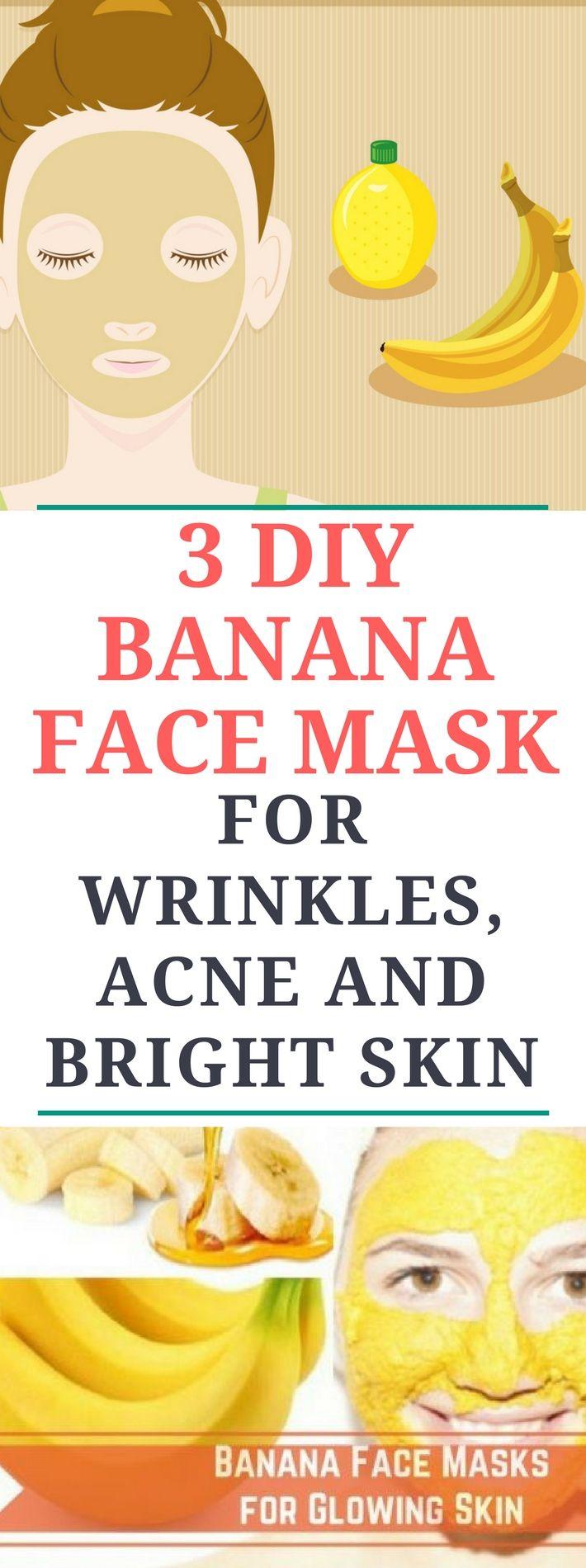 3 DIY Banana Face Mask For Wrinkles, Acne and Bright Skin.. Read.!!! . . , #skincare #skinperfect #skincareman #skincareluxury #beauty #health #beautytips #draven #lol #leagueoflegends #adc #new #santaclaus #christmas #linkinbio #allnatural #allnaturalbeauty #organic #nochemicals #spa #madeintheusa #crueltyfree #crueltyfreebeauty #crueltyfreemakeup #treatyourself
