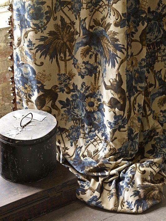 13 best fabrics images on Pinterest | Soft furnishings, Upholstery ...