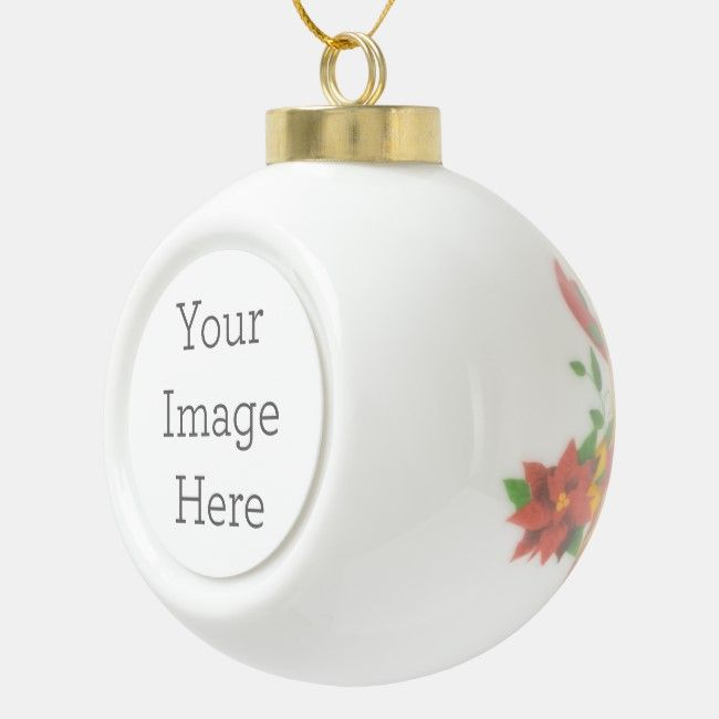 Create Your Own Ceramic Ball Ornament Bell Zazzle Com Christmas Gift Card Special Christmas Gift Christmas Ornaments