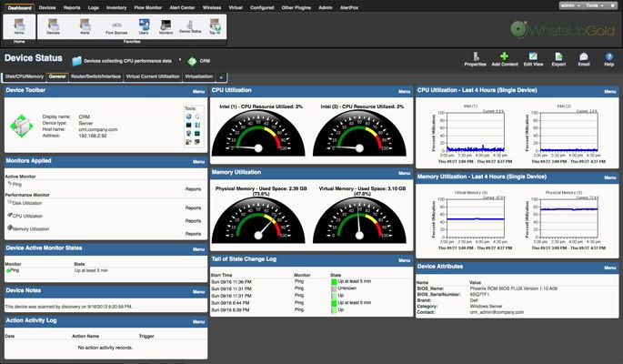 The 10 Best Network Monitoring Tools Software Nms Windows