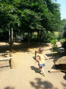 Princess Diana Memorial Playground, London