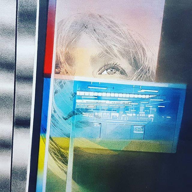 Veronika Ronaiova v Toto je kabinet ilustracie v Galerii Jozefa Kollara v B. Stiavnici. #stiavnica #banskastiavnica #veronikaronaiova #totojegaleria #1951 #gjk #galeriajozefakollara