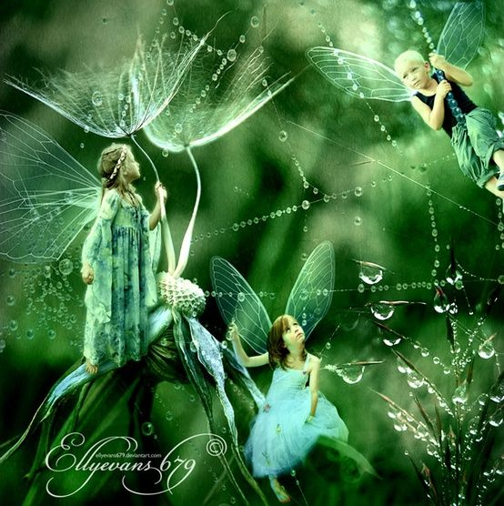 Beautiful Pictures Of Fairies | Garden fairies | Curiosities By Dickens