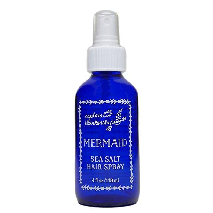 Rank & Style - Captain Blankenship Sea Salt Hair Spray #rankandstyle