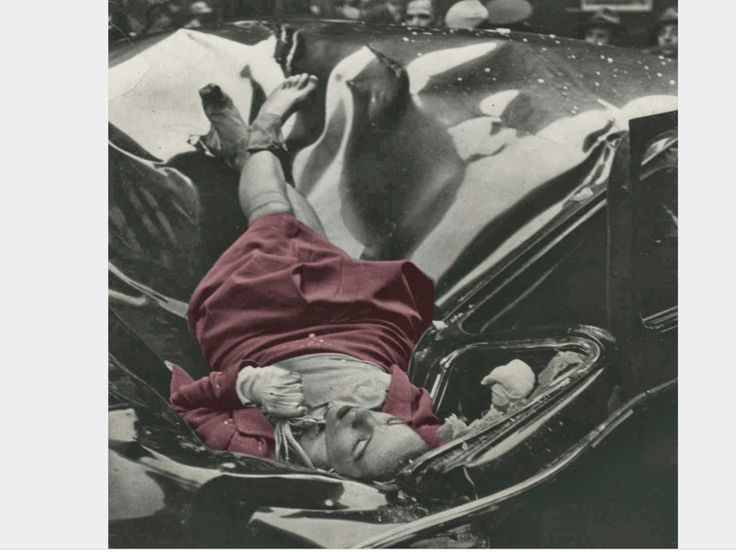 Evelyn Mchale jumped off the Empire State to her death. very sad she deserves to be ...