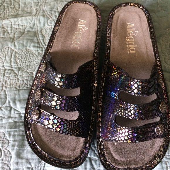 Alegria Sandals New. Never worn Alegria Shoes Sandals