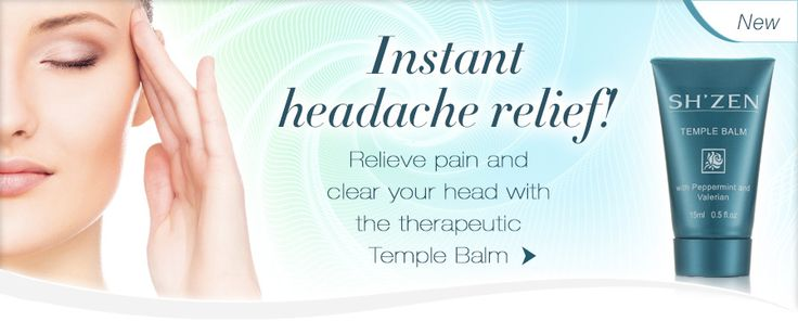 The NEW Temple Balm is nothing short of 'dynamite'. This naturally cooling and healing gel bursts with potent botanical extracts, which offer almost instant relief from headaches, fatigue and mental exhaustion.
