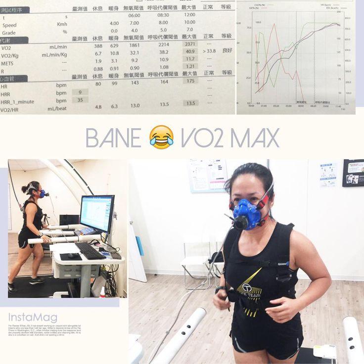jingpan54當了9分半鐘的班恩,用科學儀器找出自己的最大攝氧量和無氧閾值,結論是該買條心率帶了。