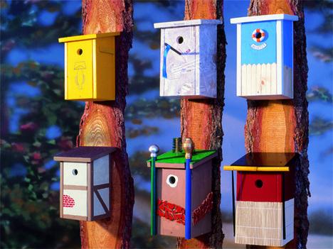 ber ideen zu bauanleitung vogelhaus auf pinterest edelstahlkugeln vogelhaus selber. Black Bedroom Furniture Sets. Home Design Ideas