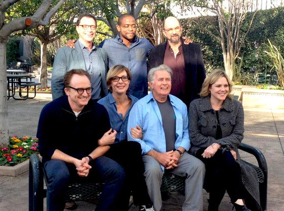 You're going to want to walk and talk with your best friend about this: The cast of NBC's The Wes...