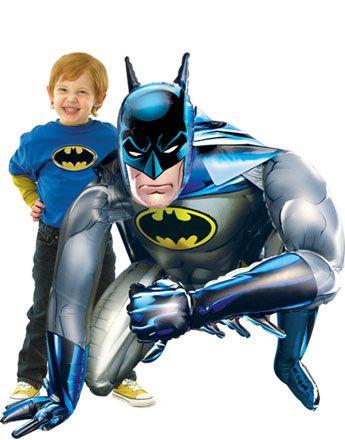 Batman Airwalker Balloon - 44