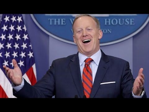 Discussion about trump: WATCH: Donald Trump Press Secretary Sean Spicer Pr...