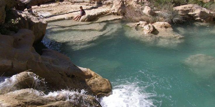 10 piscinas naturales para disfrutar en familia rutas for Piscinas naturales