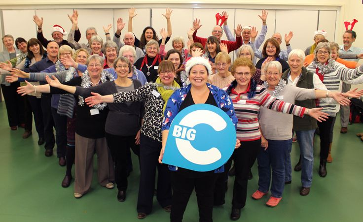 The voices and lyrical tones of more than 35 choirs and musicians will ring out in a rousing festive finale to the closing weeks of Norfolk and Waveney's own cancer charity Big C's 35 anniversary year.
